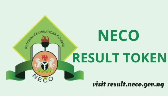 neco result token