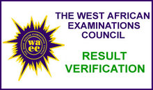 Waec Verification card
